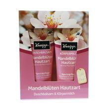 Kneipp dárková sada Mandlové květy - sprchový gel a tělové mléko 2x 200 ml