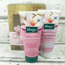 Kneipp Dárková sada - Sprchový gel a tělové mléko Mandlové květy 2x 200 ml