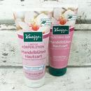 Kneipp Dárková sada Sprchový gel a tělové mléko - Mandlové květy 2x 200 ml