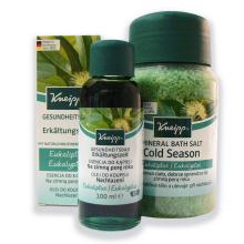 Kneipp Sada Nachlazení sůl a olej do koupele