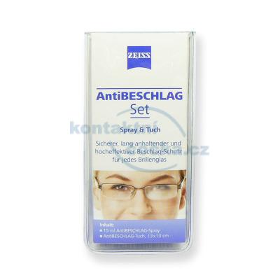 Zeiss - Sada proti zamlžování brýlových skel Antifog