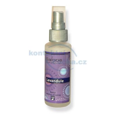 Saloos Natur aroma airspray Levandule (přírodní osvěžovač vzduchu) 50 ml