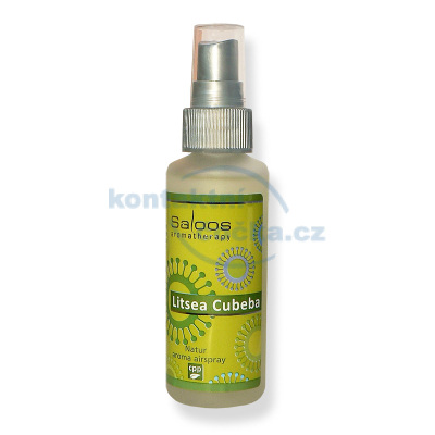 Saloos Natur aroma airspray Litsea cubeba (přírodní osvěžovač vzduchu) 50 ml