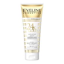 Eveline Slim Therapy 24kGold zpevňující luxusní sérum - kruh výhod