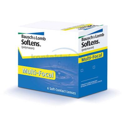 měsíční multifokální čočky Soflens Multi-Focal