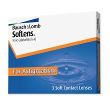SofLens Toric (3 čočky)