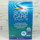 roztok na kontaktní čočky SoloCare Aqua 2x 360 ml