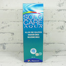 roztok na kontaktní čočky SoloCare Aqua 360 ml s pouzdrem