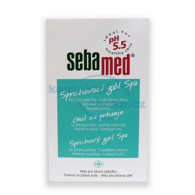 Sebamed Spa osvěžující sprchový gel 200 ml/1