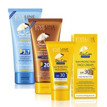 Sun Care Face Cream SPF 30 a Body Sun Milk SPF 20 a After Sun Balm