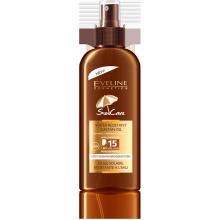 Sun Care Suntan Oil SPF 15 opalovací tělový olej voděodolný 200 ml