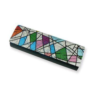 Pouzdro na brýle dámské magnetické barevné