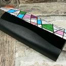 Pouzdro na brýle dámské magnetické barevné - otevřené