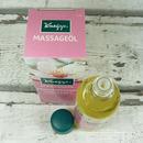 Kneipp Masážní olej Mandlové květy 100 ml - horní pohled