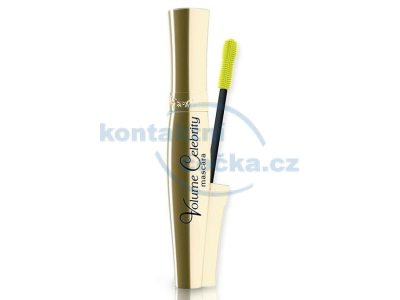 řasenka objemová Eveline Volume Celebrities Mascara Deep Black 7 ml