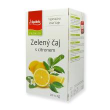 Apotheke Zelený čaj s citronem 20x 2g