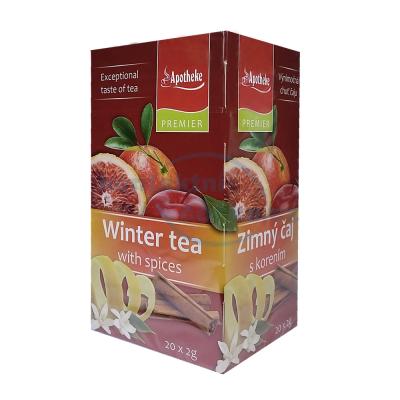 Apotheke Zimní čaj s kořením 20x 2g/1