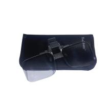 Zvětšovací klip na brýle výklopný s pouzdrem