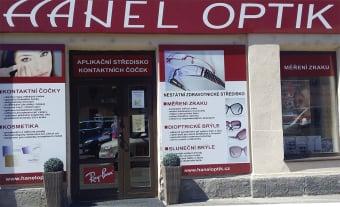 Výdejna a oční optika, HANEL Optik