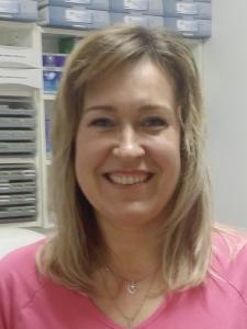 registrovaný optometrista Šárka Hánělová DiS.