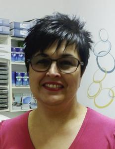 registrovaný optometrista Šárka Stašová