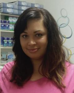registrovaný optometrista Mgr. Simona Bramborová DiS.